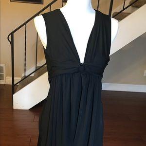 Dresses & Skirts - Novashe women's black stretchy dress size medium